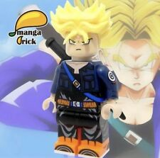 **Pre-order**MANGA BRICK Custom Dragon Ball Z Trunks Lego Minifigure