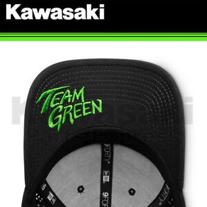 NEW GENUINE KAWASAKI NEW ERA© 9FORTY ADJUSTABLE KAWASAKI RACING TEAM CAP