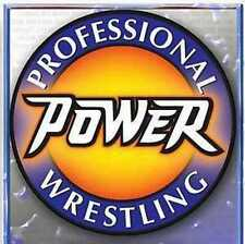 Universal Wrestling Power Pro PPW Volumes 35,36,37,38,39,40 DVD  6 DVD's in Set!