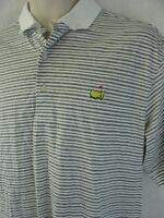 Amen Corner Augusta Masters Golf Tournament M Mens Pima Cotton Polo Shirt