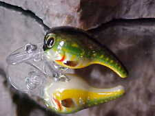 Strike Pro Ultra Lite Japan Design floating TADPOLE EG-087#C30 Color BABY PIKE