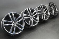 4x 18 pollici Originali VW Golf 7 VII R-Line Salvador ALU-cerchi 5g0601025af d16