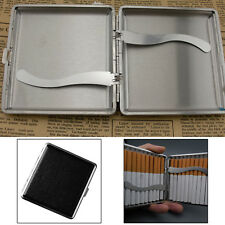 Cigarette Case Super King Size Metal Box Holder Big Cases Tobacco 20 Cigarettes