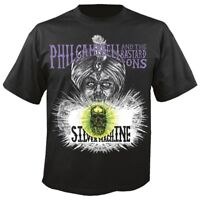 PHIL CAMPBELL AND THE BASTARD SONS - Silver machine T-Shirt