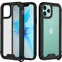 For iPhone 12,12 Max,12 Pro Max Case Hard Armor Shockproof Hybrid Phone Cover