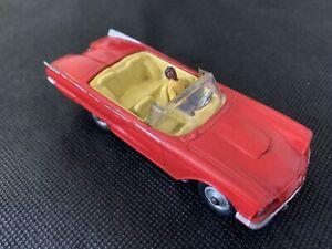 Corgi Toys 215s Ford Thunderbird Sports Car