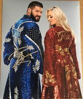 Bobby Roode Signed Color Wwe Photo 8x10 NXT TNA AEW WCW NWA NWO ECW