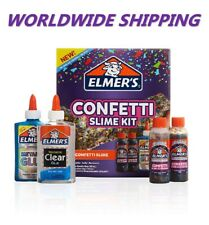 Elmer's Confetti Slime Kit Worldwide Shipping