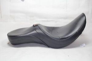 Corbin 2-up leather FXR seat saddle FXRT Harley FXRS FXRC FXRP FXLR NICE EP22672