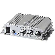 Esynic Mini Hi-fi 2.1 Potencia de Audio Amplificador Estéreo Digital Amplificador-Aluminio todos..