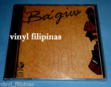 PHILIPPINES:BA'GIW - Ba'giw CD ALBUM,SEALED,PINOY ROCK,ALTERNATIVE,OPM,RARE