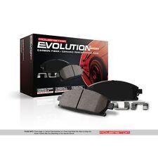 Power Stop Z23-1405 Z23 Evolution Sport Carbon Fiber Ceramic Front Brake Pads