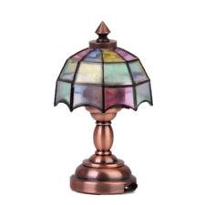 Miniature Meuble Maison De Poupée Ancienne en Métal 1/12 Parapluie Abat-jour