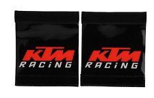 KTM powerparts griffschoner Protección De MANGO griffhüllen Juego Negro