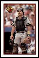 1989 Bowman Mike LaValliere #417