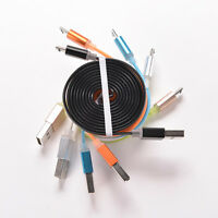 5V/2A Micro USB Data Sync Cable USB 2.0 Jelly Style 1.8A Fast Charger Cable HG