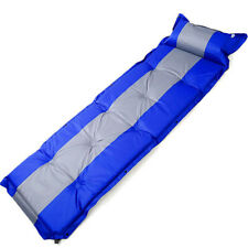 5cm Inflatable mat w pillow ultra light portable air mattress outdoor travel bed