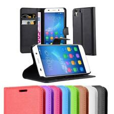 Case for Huawei Y6 2015 / Honor 4A Phone Cover Protective Book Kick Stand
