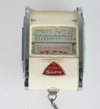 Gossen Sixtry Selen-Belichtungsmesser Colorfinder  mit Kette