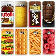 Food Chocolate Cookies fries beer Creativity phone Case For samsung