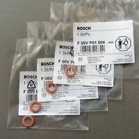 Bosch diesel injector seal rings F00VP01004 F 00V P01 004 059130519 059 130 519