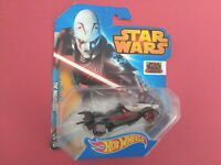 HOT WHEELS - STAR WARS - THE INQUISITOR - VOITURE - REF 5932