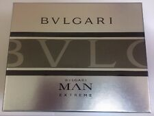 Bvlgari Man Extreme 3pcs set EDT Spray 60ml/Shampoo & Shower gel/40ml