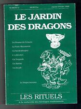 Le Jardin des Dragons N°2 - Les Rituels - Editions du Prieuré - 1992