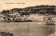 CPA  Montereau -Quai de Seine  (292900)