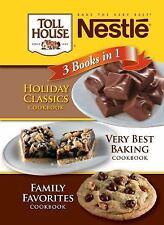 NESTLE ~ Three Books In One COOKBOOK (NEW)