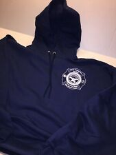 DOD Fire Rescue Pullover Hoodie Medium