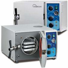 Valueklave 1730 Manual Autoclave Sterilizer 120v Chamber Size 7 X 13