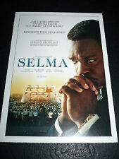 SELMA, film card [David Oyelowo, Carmen Ejogo]