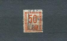 COLIS POSTAUX - 1944-47 YT 15 -  50 f. orange - TIMBRE OBL. / USED
