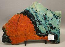 Sonora Sunset Polished Stone Slab Chrysocolla Curpite Sonora Sunrise #6