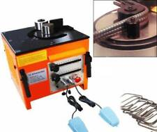 Bm Brand Electric Rebar Bender With 2 Foot Controls 18 Heavy Duty