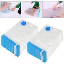 Vakuumbeutel Aufbewahrungsbeutel Vakuum Tasche Tüte Kleiderbeutel Tasche NEU