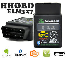 HHOBD ELM327 OBD2 OBDII V2.1 ANDROID BLUETOOTH Car Auto Diagnostic Scanner Tool