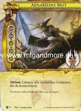 Warhammer invasión - 2x aenarions coraje #069 - redención de un niño mago