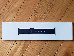 OEM Genuine Apple Watch Sport Band 40mm Deep Navy Smart Watch Authentic
