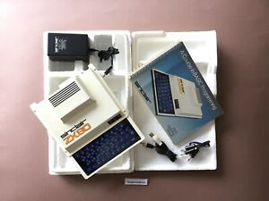Sinclair ZX80 Computer - Excellent Example, Boxed