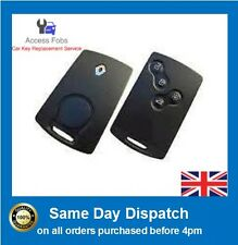 Renault Clio Captur 4 button Key Card PCF7953 ID46 (R09)
