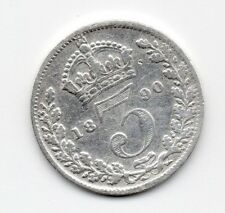 Great Britain - Engeland - 3 Pence 1890