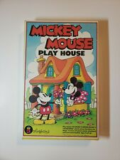 DISNEY MICKEY MOUSE PLAY HOUSE COLORFORMS - SEALED- VINTAGE!
