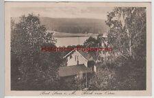 (83672) AK Bad Stuer i.M., Blick vom Osten, 1928