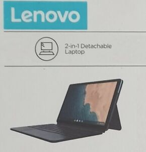 "Lenovo IdeaPad Duet 10.1"" 2-in-1 Chromebook - 128GB ZA6F0017AU"