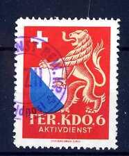 SWITZERLAND - SVIZZERA - 1940 - Svizzera militare. Aktivdienst. E1266