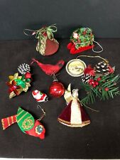 10 Pieces Christmass Ornament, Home Decoration