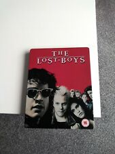THE LOST BOYS - UK EXCLUSIVE BLU RAY STEELBOOK - like new