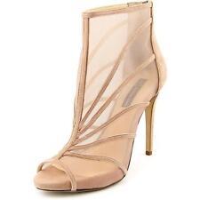 Zip Stiletto Synthetic Heels for Women
